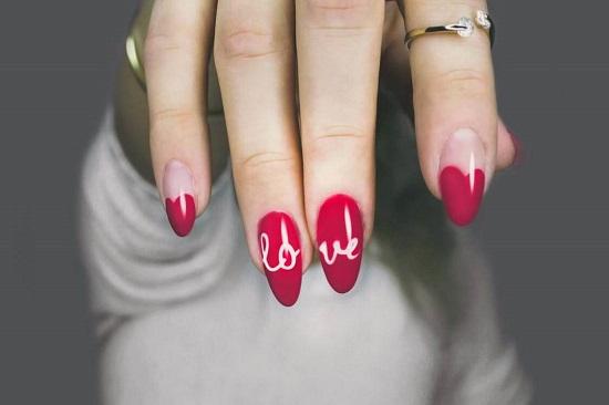 hybrydy manicure